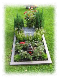 Gut gemocht Tierfriedhof Unter den Eichen - Grabplatten, Grabsteine und SL42